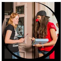 Gespräch Kerstin Studentenjob