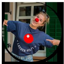 Sarah Rote Nasen Promotionjob